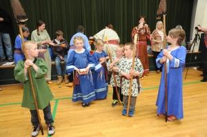 Koasek tribes children involved